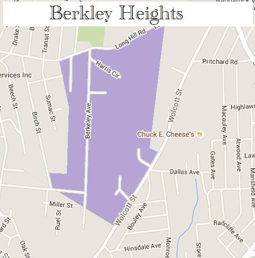 Berkeley Heights Apartments: Waterbury's Berkley Heights